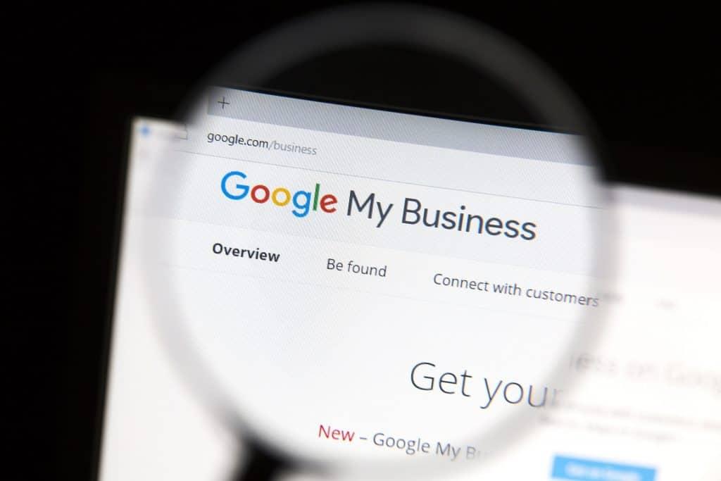 Fiche GoogleMyBusiness, pierre d'assise d'une stratégie SEO