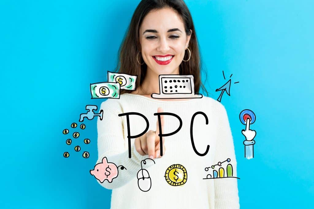 Exécution de Campagnes PPC; expertise clé du Marketing digital