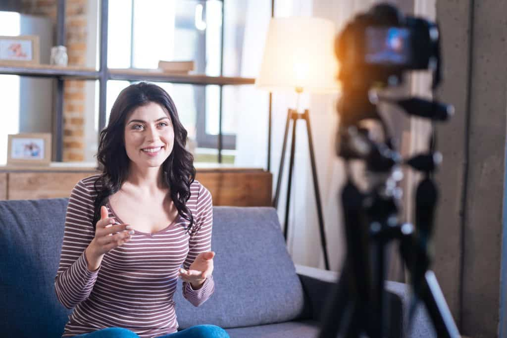 Création de contenus vidéos, composante du Marketing de Contenus