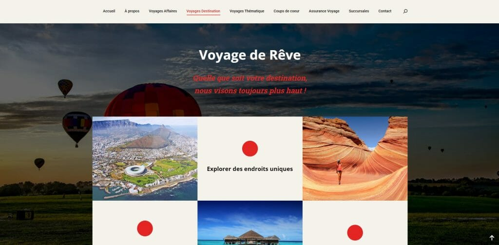 Voyage de Rêve - Régence